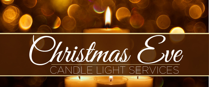 Christmas Eve Candle Light Service – First Baptist Church – Shelburn, IN